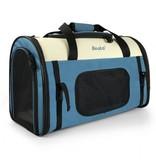 Becko Expandable Pet Carrier with Padding