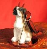 Devil Ornament Boxer-Brindle-Uncropped