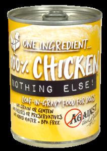Evangers ATG 100% Chicken Dinner, GF