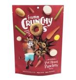 Crunchy O's Pot Roast Punchers Dog Treats 6 oz