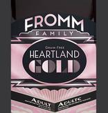 Fromms 4 Lb Dog Adult Heartland Gold GF