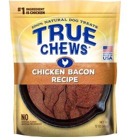 TRUE CHEWS CHICKEN BACON RECIPE, 12oz