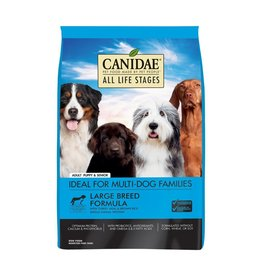 CANIDAE® ALL LIFE STAGES For Large Breed Dogs  TURKEY & BROWN RICE, 30lb