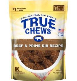 TRUE CHEWS BEEF & PRIME RIB RECIPE, 10oz