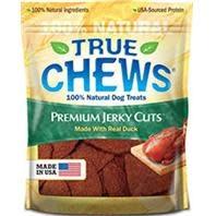True Chews PREMIUM JERKY CUTS DUCK 12OZ