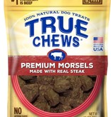 TRUE CHEWS PREMIUM STEAK MORSELS 10oz