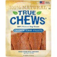 True Chews USA CHICKEN JERKY CUTS   12OZ