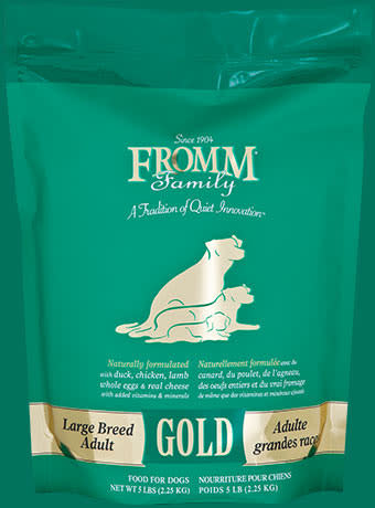 Fromms Gold 15lb Large Breed Dog Food
