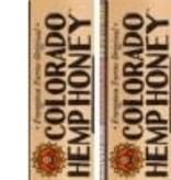 Colorado Hemp Honey Sticks, Raw Relief