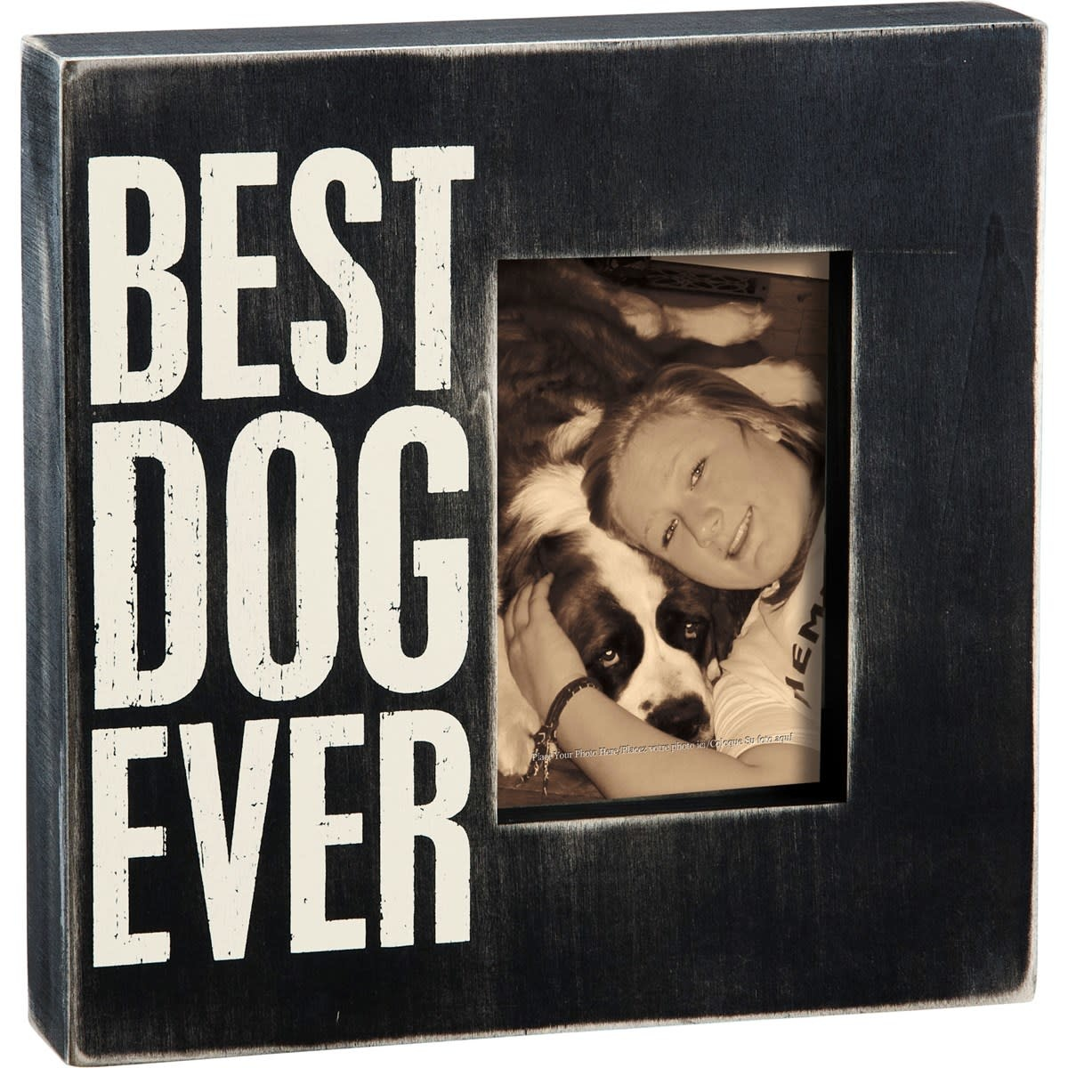 Box Frame - Best Dog Ever