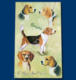 Ball Point Pen Beagle