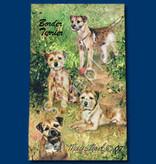 Ball Point Pen Border Terrier