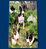 Ball Point Pen Bull Terrier