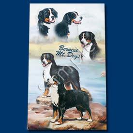 Ball Point Pen Bernese Mountain Dog