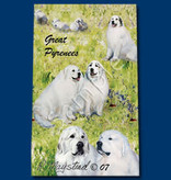 Ball Point Pen Great Pyrenees