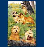 Ball Point Pen Norfolk Terrier