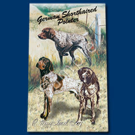 Ball Point Pen German Shorthaired Pointer