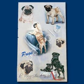 Ball Point Pen Pug