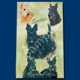 Ball Point Pen Scottish Terrier