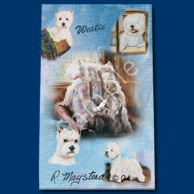 Ball Point Pen West Highland White Terrier