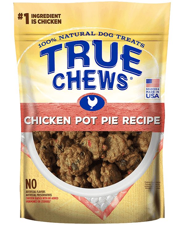 True Chews Chicken Pot Pie Recipe  12oz