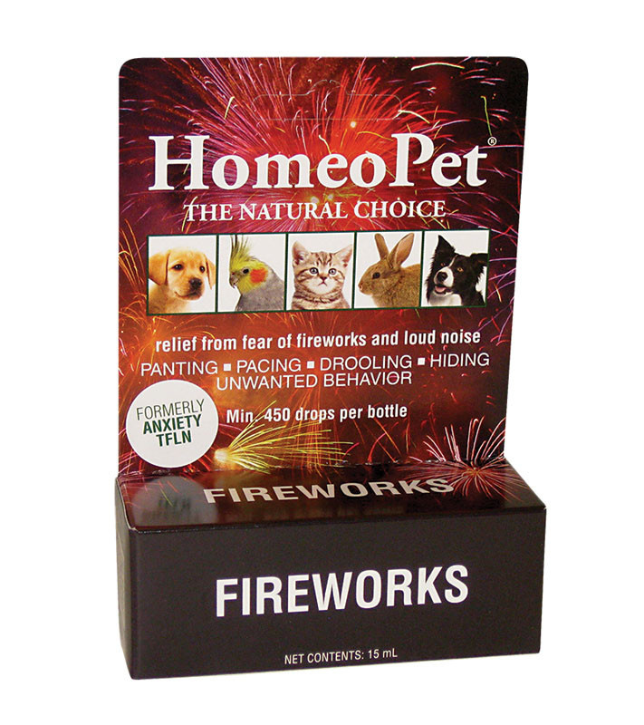 HOMEOPET 15 ML FIREWORKS EA