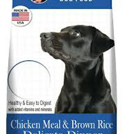 DAVES 4 LB DOG DRY CHICKEN & BROWN RICE BLAND DIET
