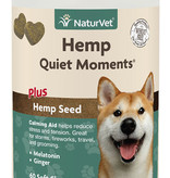 NaturVet Hemp Quiet Moments Calming Aid