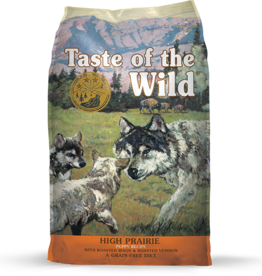 Taste of the Wild High Prairie Dog Diet, 28lb