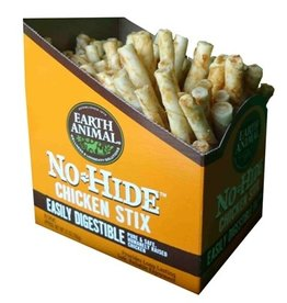 "6"" Earth Animal No Hide Chicken Stix"