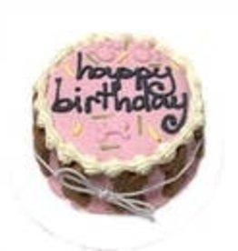 Pink Birthday Cake - Shelf Stable