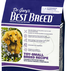 Dr. Gary's Best Breed Dr. Gary's Best Breed TOY-SMALL BREED RECIPE-12lbs