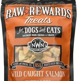 Northwest Naturals Raw Rewards Freeze-Dried Wild-Caught Salmon Dog & Cat Treats