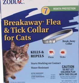ZODIAC FLEA & TICK BREAKAWAY COLLAR FOR CATS