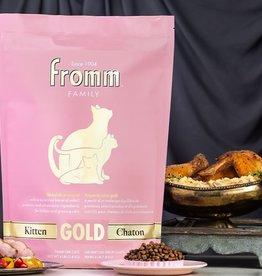 Fromm   4lb Kitten Gold