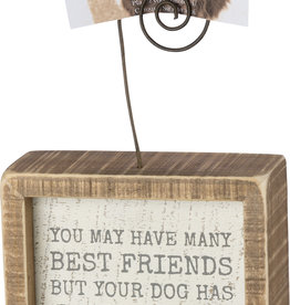 Inset Photo Block - You Have Many Best Friends