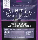 Austin & Kat  2mg Classic Hemp Biscuit (40)