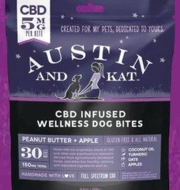 Austin & Kat  5mg Classic Hemp Biscuit (30)
