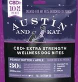 Austin & Kat  10mg Classic Hemp Biscuit (30)