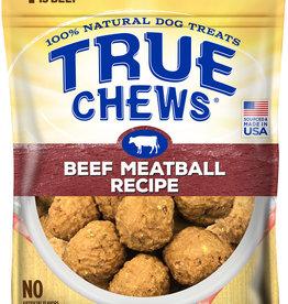 TRUE CHEWS BEEF MEATBALL RECIPE TREAT