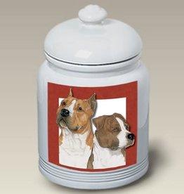 Cookie Jar  Pit Bull