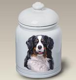 Cookie Jar Bernese Mtn Dog