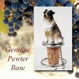 Bottle Topper-Austrlian Shepherd
