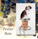 Bottle Topper-Beagle