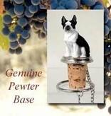 Bottle Topper-Boston Terrier
