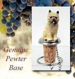 Bottle Topper-Cairn Terrier