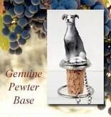 Bottle Topper-Greyhound