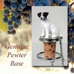 Bottle Topper-Jack Russell Terrier