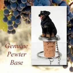 Bottle Topper-Rottweiler