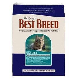 Dr. Gary's Best Breed Cat Diet-4 lbs